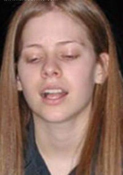 Avril Lavigne Without Makeup
