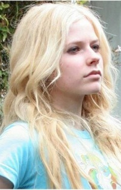 Avril Lavigne No Makeup