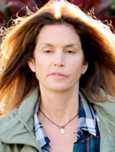Cindy Crawford Without Makeup Pictures