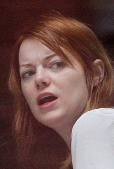 Emma Stone Without Makeup