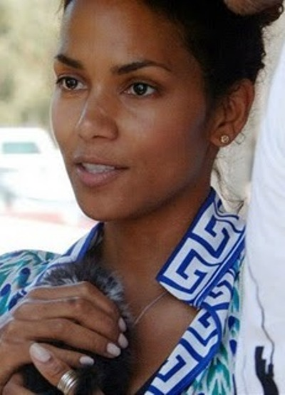 Halle Berry No Makeup Pictures