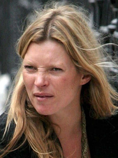 Kate Moss Without Makeup Pictures