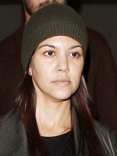 Kourtney Kardashian Without Makeup Pictures