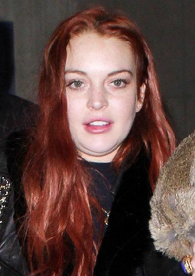 Lindsay Lohan No Makeup
