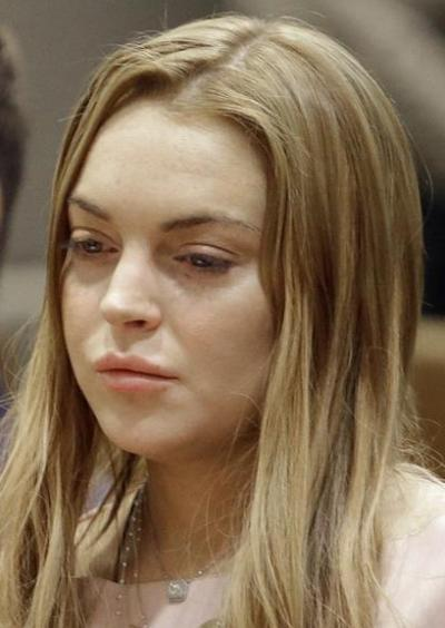 Lindsay Lohan Without Makeup