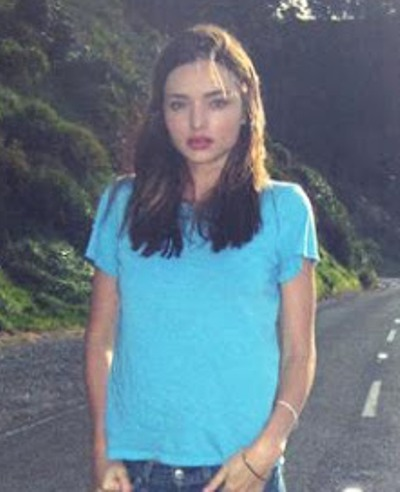 Miranda Kerr Without Makeup Images