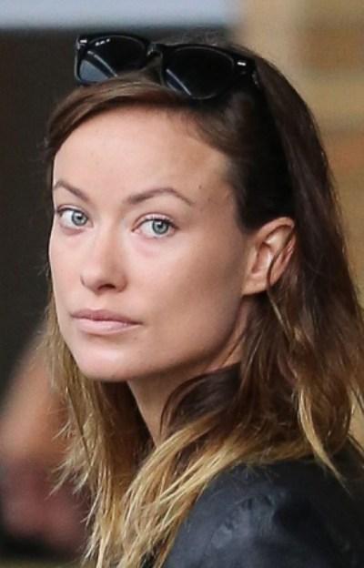 Olivia Wilde No Makeup