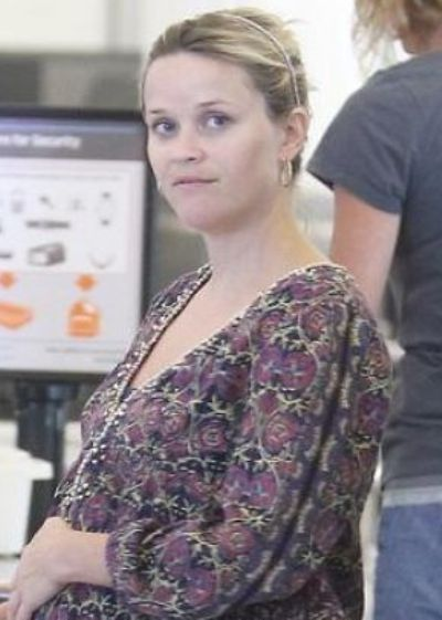 Reese Witherspoon No Makeup