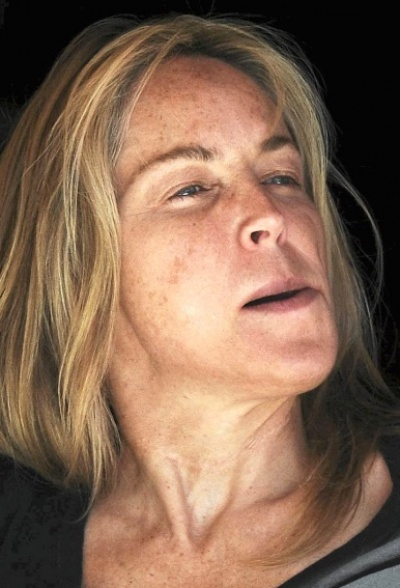 Sharon Stone Without Makeup