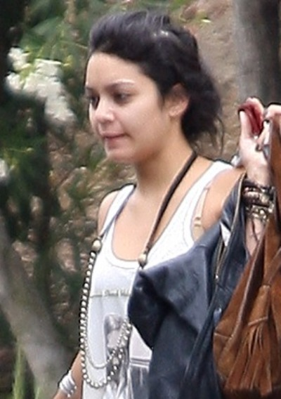 Vanessa Hudgens No Makeup Pictures