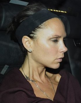 Victoria Beckham Without Makeup Pictures