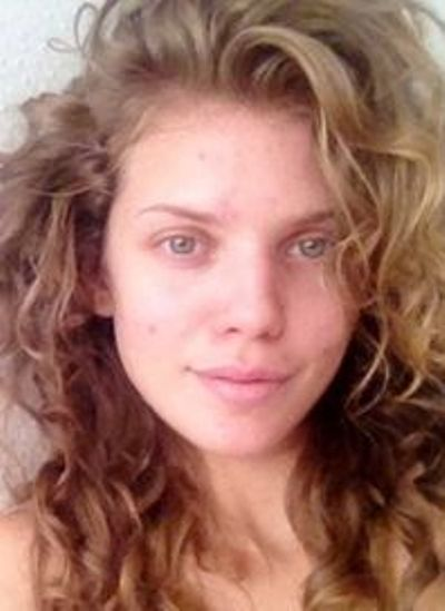Annalynne McCord No Makeup Pictures