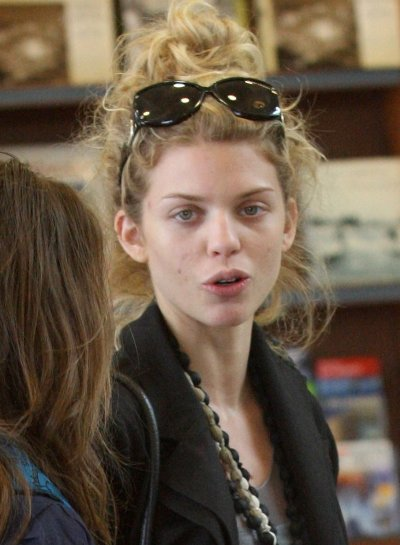 Annalynne McCord No Makeup