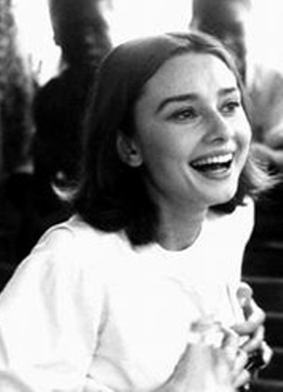 Audrey Hepburn Without Makeup