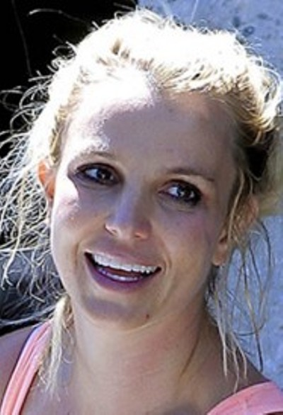 Britney Spears No Makeup Pictures