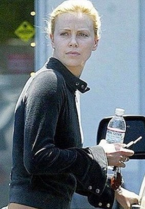 Charlize Theron Without Makeup Picture