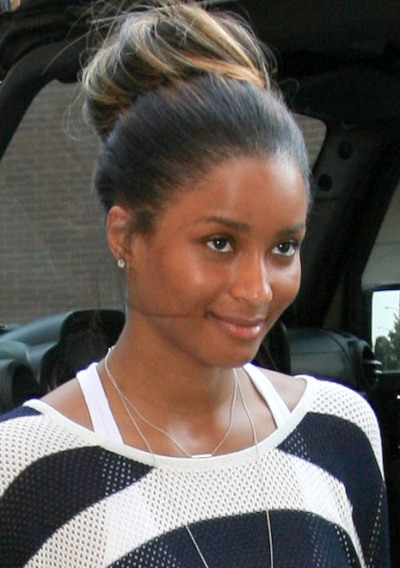 Ciara No Makeup Pictures