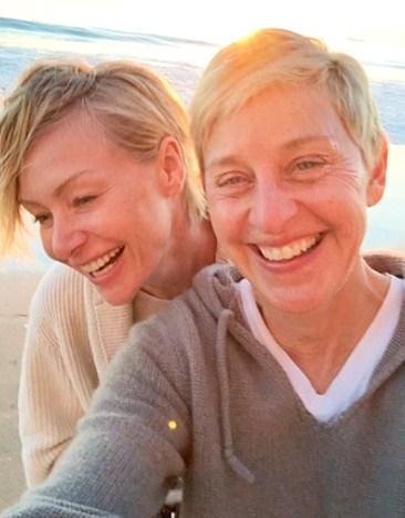 Ellen DeGeneres No Makeup