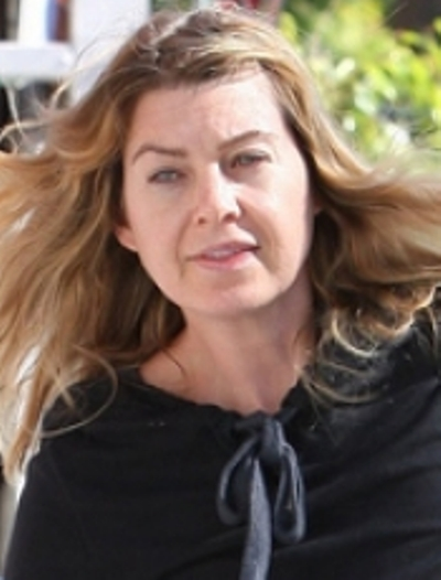 Ellen Pompeo Without Makeup Pictures