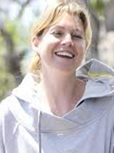 Ellen Pompeo No Makeup Photos