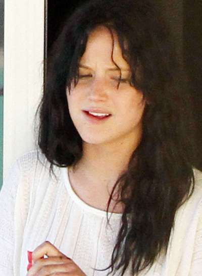 Jennifer Lawrence Without Makeup Photos