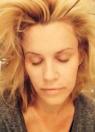 Jenny McCarthy No Makeup