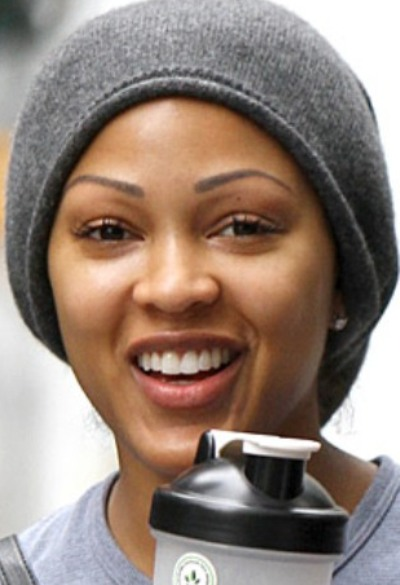 Meagan Good No Makeup