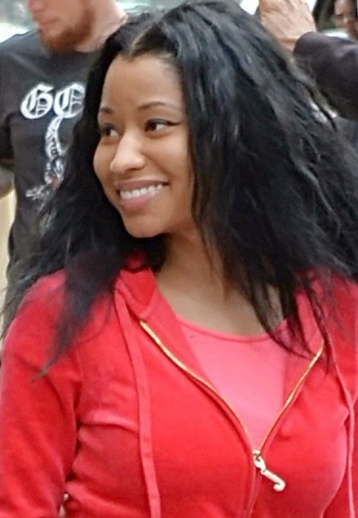 Nicki Minaj No Makeup Pictures