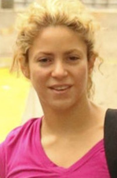 Shakira Without Makeup Pictures