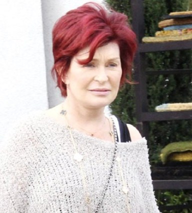 Sharon Osbourne Without Makeup Picture
