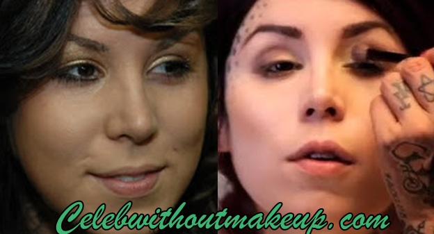 Kat Von D No Makeup