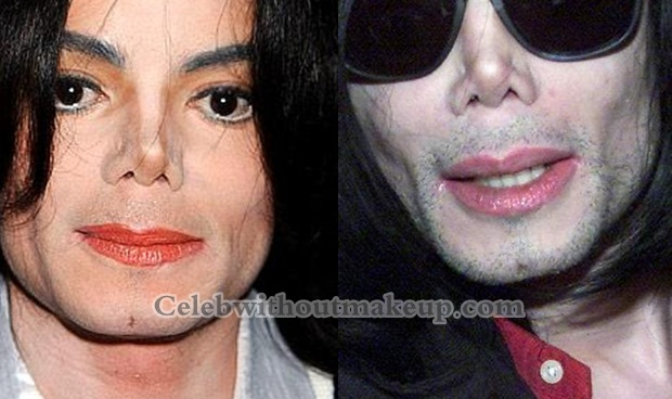 Michael Jackson without Makeup
