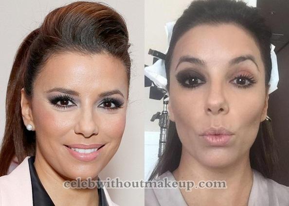 Eva Longoria Makeup