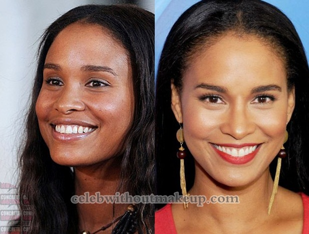 Joy Bryant No Makeup Face