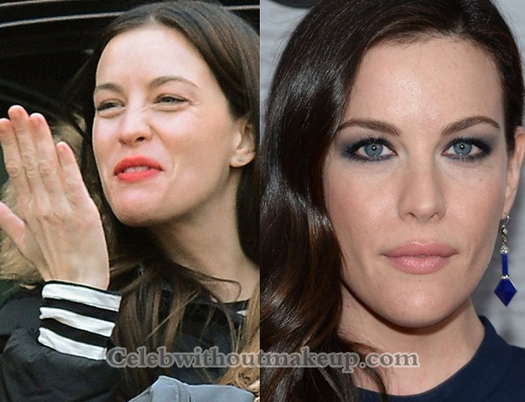 Liv Tyler No Makeup Photos
