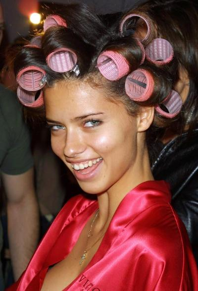 Adriana Lima Without Makeup