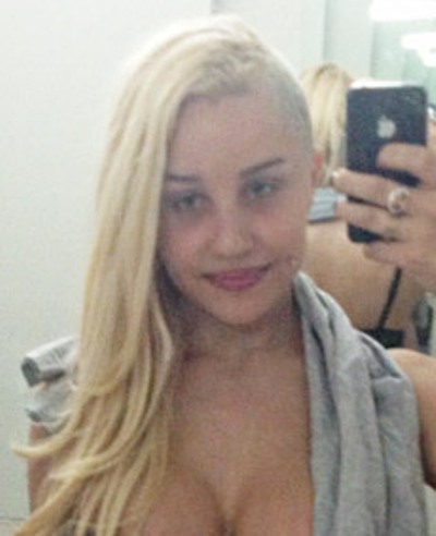 Amanda Bynes Without Makeup Pictures