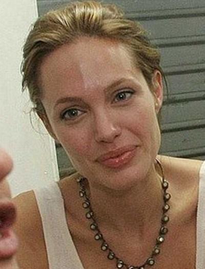 Angelina Jolie No Makeup Pictures