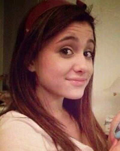 Ariana Grande Without Makeup Pictures