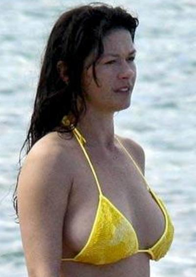 Catherine zeta jones photos nues