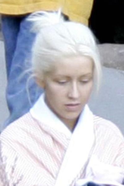 Christina Aguilera Without Makeup Celeb Without Makeup