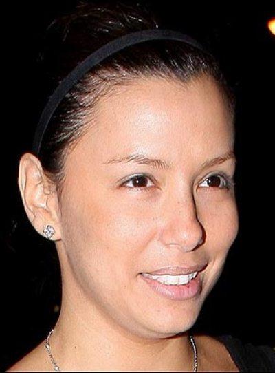Eva Longoria Without Makeup