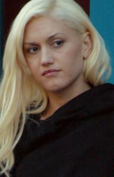 Gwen Stefani No Makeup Pictures