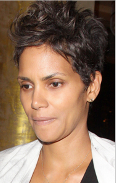 Halle Berry Without Makeup - Celeb Without Makeup