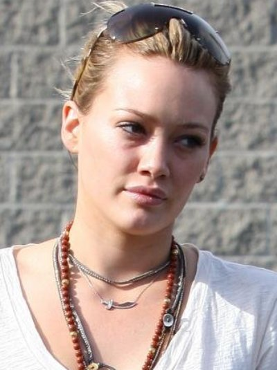 Hilary Duff No Makeup Images