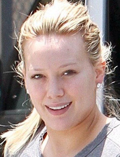 Hilary Duff Without Makeup Images