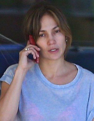 Jennifer Lopez No Makeup Images