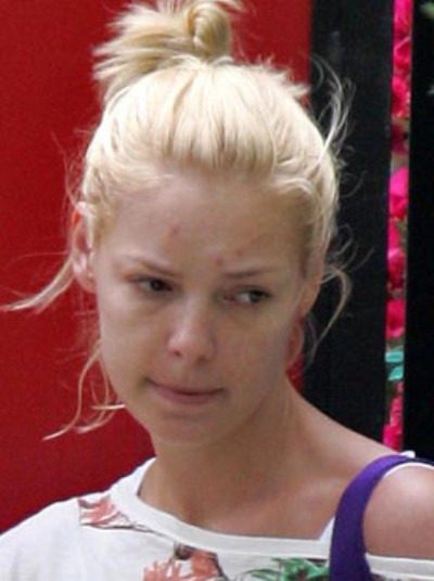 Katherine Heigl No Makeup