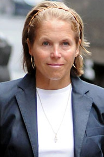 Katie Couric No Makeup