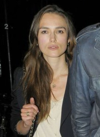 Keira Knightley No Makeup Picture